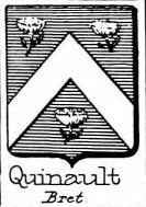 Quinault Coat of Arms / Family Crest 0