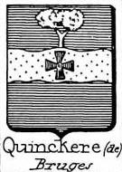 Quinckere Coat of Arms / Family Crest 0