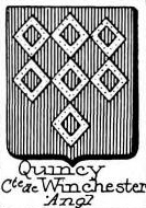 Quincy Coat of Arms / Family Crest 0