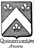 Quinemont Coat of Arms / Family Crest 0