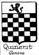 Quinerit Coat of Arms / Family Crest 0