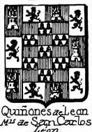 Quinones Coat of Arms / Family Crest 6