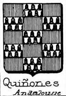 Quinones Coat of Arms / Family Crest 5