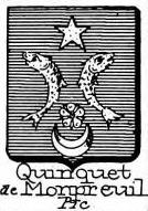Quinquet Coat of Arms / Family Crest 0