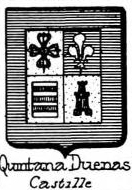 Quintana Coat of Arms / Family Crest 8