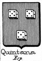 Quintana Coat of Arms / Family Crest 5