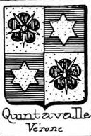 Quintavalle Coat of Arms / Family Crest 1