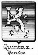 Quintaz Coat of Arms / Family Crest 0