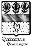 Quintus Coat of Arms / Family Crest 1