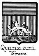 Quinzari Coat of Arms / Family Crest 0