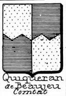 Quiqueran Coat of Arms / Family Crest 0