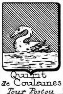 Quirit Coat of Arms / Family Crest 0