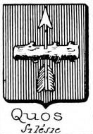 Quos Coat of Arms / Family Crest 0