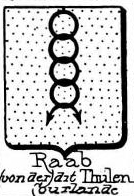 Raab Coat of Arms / Family Crest 11