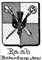 Raab Coat of Arms / Family Crest 5