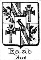 Raab Coat of Arms / Family Crest 6