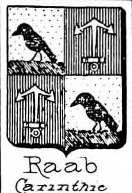 Raab Coat of Arms / Family Crest 7