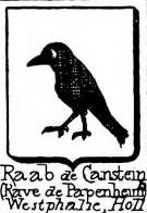 Raab Coat of Arms / Family Crest 8