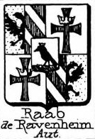 Raab Coat of Arms / Family Crest 10