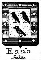 Raab Coat of Arms / Family Crest 1