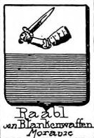 Raabl Coat of Arms / Family Crest 0