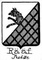 Raaf Coat of Arms / Family Crest 0