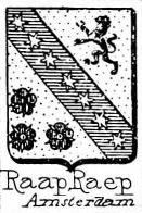 Raap Coat of Arms / Family Crest 0