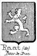 Raat Coat of Arms / Family Crest 1