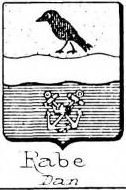 Rabe Coat of Arms / Family Crest 8