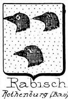 Rabisch Coat of Arms / Family Crest 0