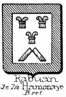 Rabuan Coat of Arms / Family Crest 0