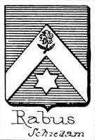 Rabus Coat of Arms / Family Crest 0