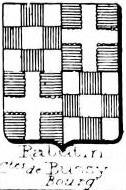Rabutin Coat of Arms / Family Crest 1