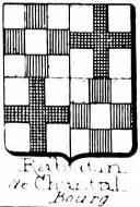 Rabutin Coat of Arms / Family Crest 2