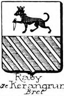 Raby Coat of Arms / Family Crest 3