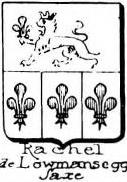 Rachel Coat of Arms / Family Crest 1