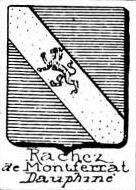 Rachez Coat of Arms / Family Crest 0