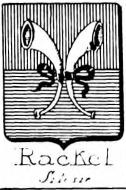 Rackel Coat of Arms / Family Crest 4