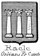 Racle Coat of Arms / Family Crest 0
