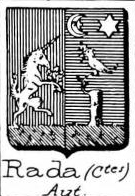 Rada Coat of Arms / Family Crest 1