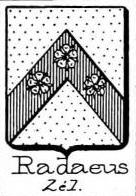 Radaeus Coat of Arms / Family Crest 0