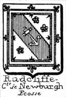 Radcliffe Coat of Arms / Family Crest 1