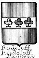 Radeleff Coat of Arms / Family Crest 0