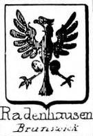 Radenhausen Coat of Arms / Family Crest 0