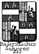 Radermacher Coat of Arms / Family Crest 2
