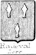 Radeval Coat of Arms / Family Crest 0