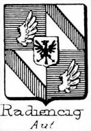 Radiencig Coat of Arms / Family Crest 0