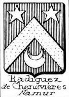 Radiguez Coat of Arms / Family Crest 0