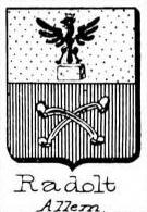 Radolt Coat of Arms / Family Crest 0
