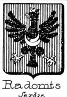Radonits Coat of Arms / Family Crest 0